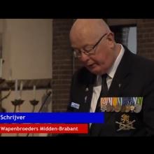Kerkdienst Goirle 75jr bevrijd