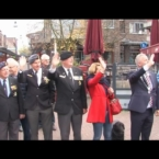 Militaire voertuigen Goirle 75jr bevrijd